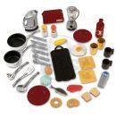 Kuchyňka TEFAL French Touch Excellence s tekoucí vodou Smoby 024460 2