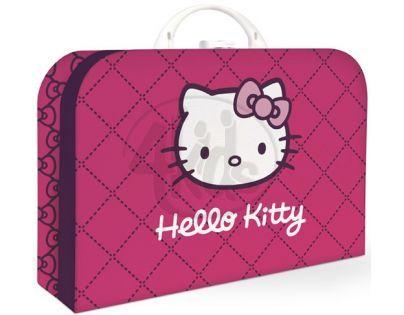 Karton P+P Kufřík Hello Kitty velký 34cm