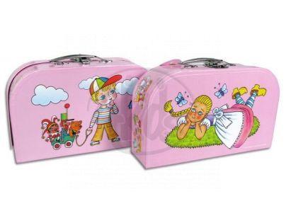 Kufřík s obrázky Heleny Zmatlíkové 36cm