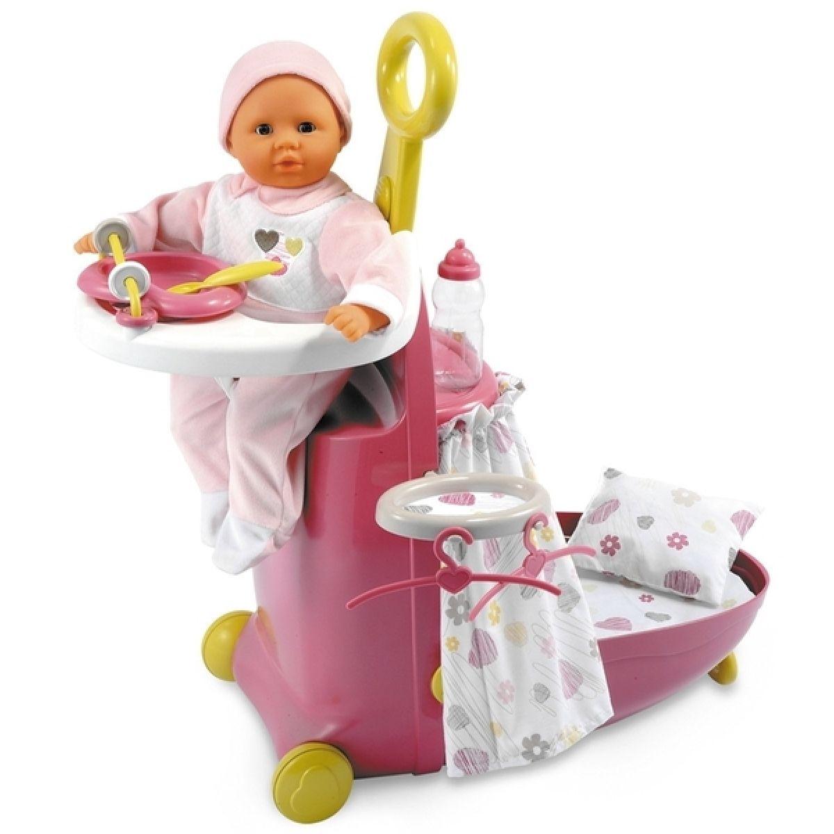 Kufr Baby Nurse Smoby
