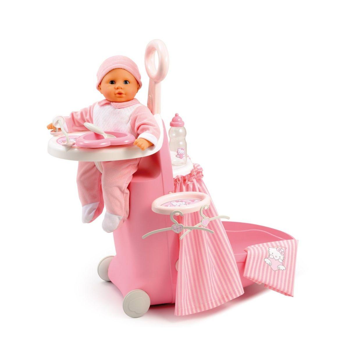 Kufr Hello Kitty Nursery Smoby
