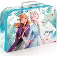 Karton P+P Kufrík lamino 34 cm Frozen Anna a Elsa