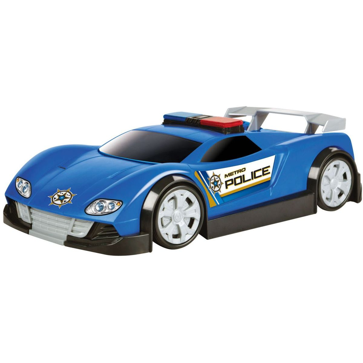 Kufřík na autíčka Policejní auto