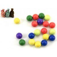 Kuličky cvrnkací nerozbitné barevné 20 ks