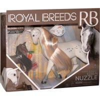 Lanard Kůň s hříbětem 18 cm - Bílá 2