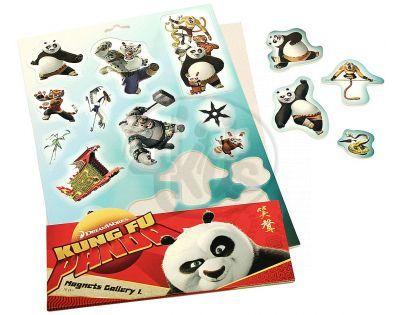 Efko Kung Fu Panda Magnetky 16 ks