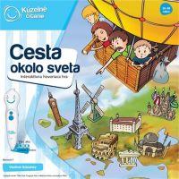 Albi Kúzelné čítanie Hra Cesta kolem světa SK