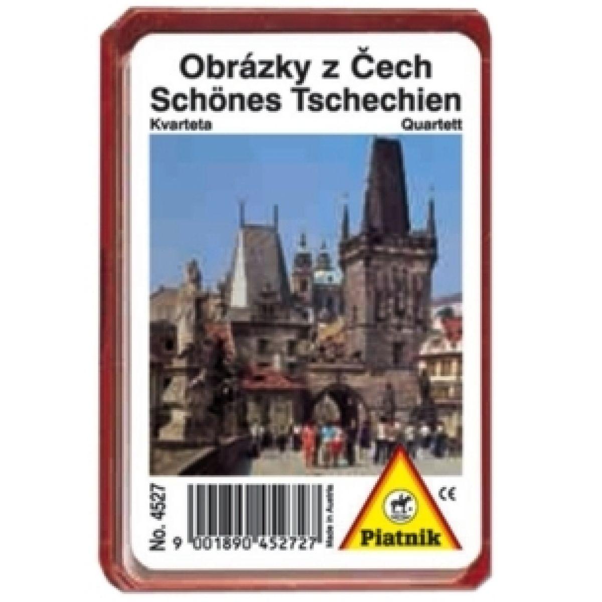 Piatnik Kvarteto Obrázky z Čech