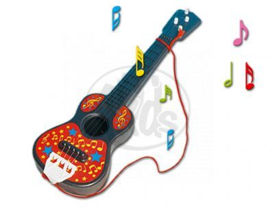 Kytara plastová malá