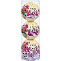 L.O.L. Surprise 3 panenky Confetti Waves