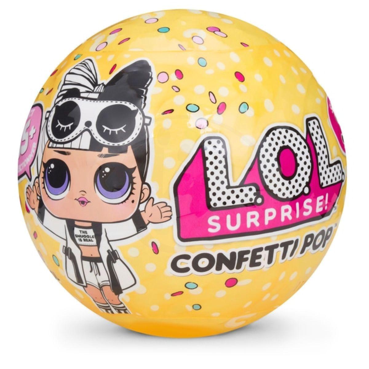 L.O.L. Surprise Confetti Panenka  99139bb23a