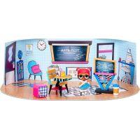 L.O.L. Surprise! Nábytek s panenkou - Třída & Teachers Pet