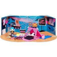 L.O.L. Surprise! Nábytek s panenkou - Pyžamová párty & Sleepy Bones