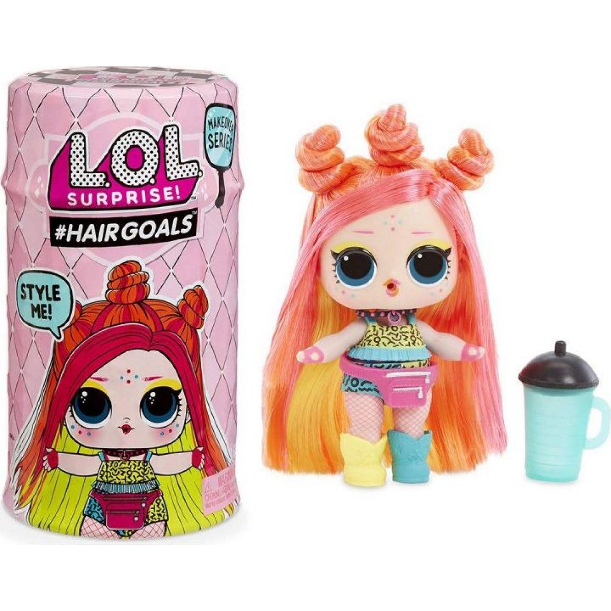 L.O.L. Surprise Hairgoals Vlasatice Makeover série 2