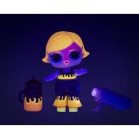 L.O.L. Surprise Neonová třpytková panenka 5
