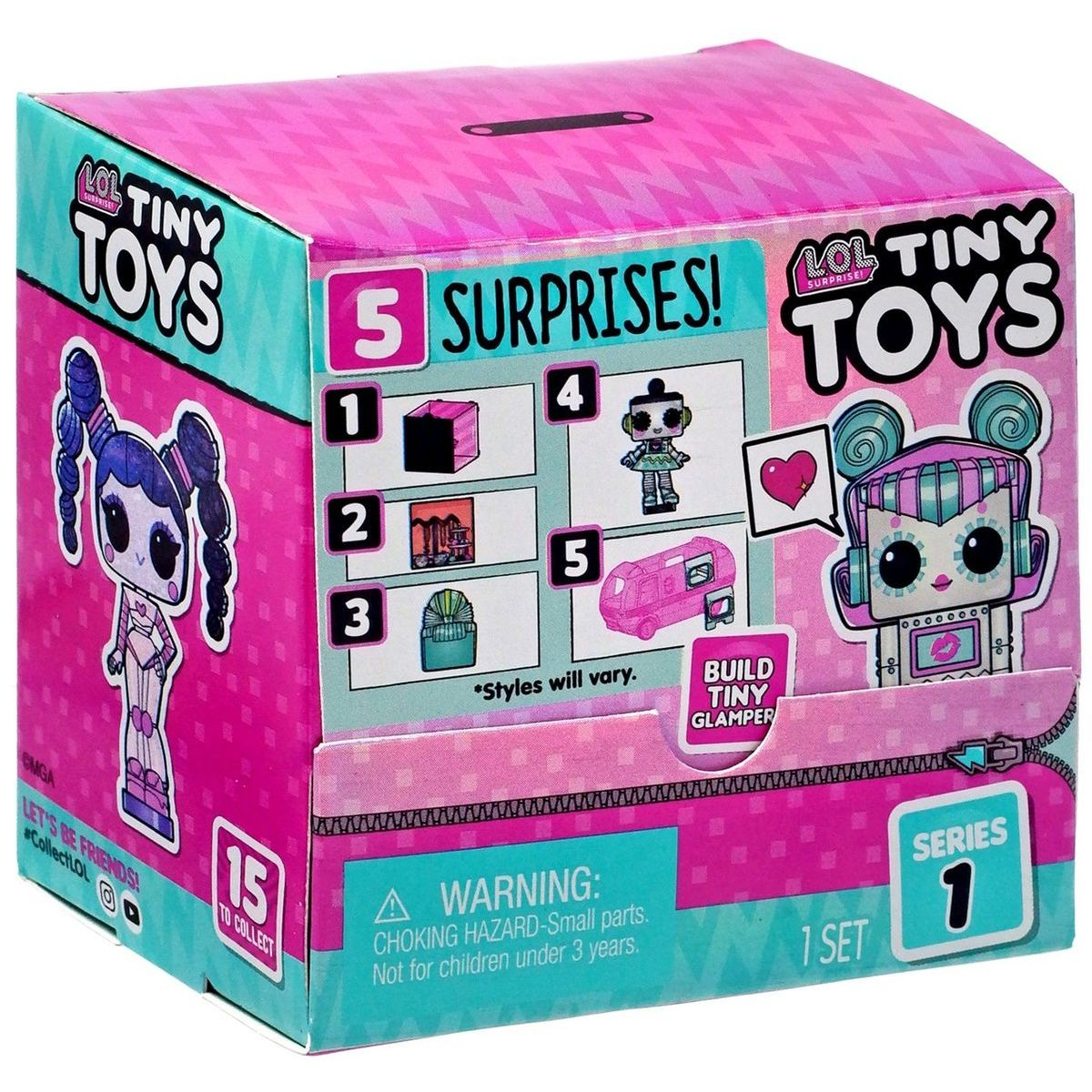 L.O.L. Surprise Mini panenky Tiny Toys