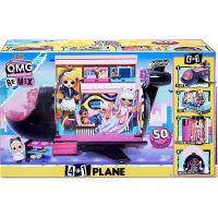 LOL Surprise OMG Remix Plane 4v1 6