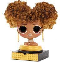 L.O.L. Surprise OMG Styling Head zlatohnědé vlasy