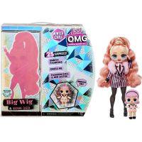 L.O.L. Surprise! OMG Winter Velká ségra Big Wig Fashion Doll Madame Queen