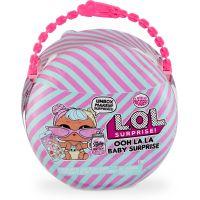 L.O.L. Surprise Ooh La La Baby Surprise barevná mušle