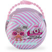 L.O.L. Surprise Ooh La La Baby Surprise růžová kočka