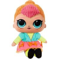 LOL Surprise Plush bábika Neon QT