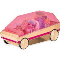 L.O.L. Surprise Taneční auto s panenkou a mini panenkami