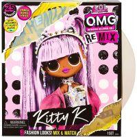 LOL Surprise Veľká ségra OMG Remix Doll Kitty K