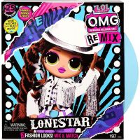 LOL Surprise Veľká ségra OMG Remix Doll Lonestar