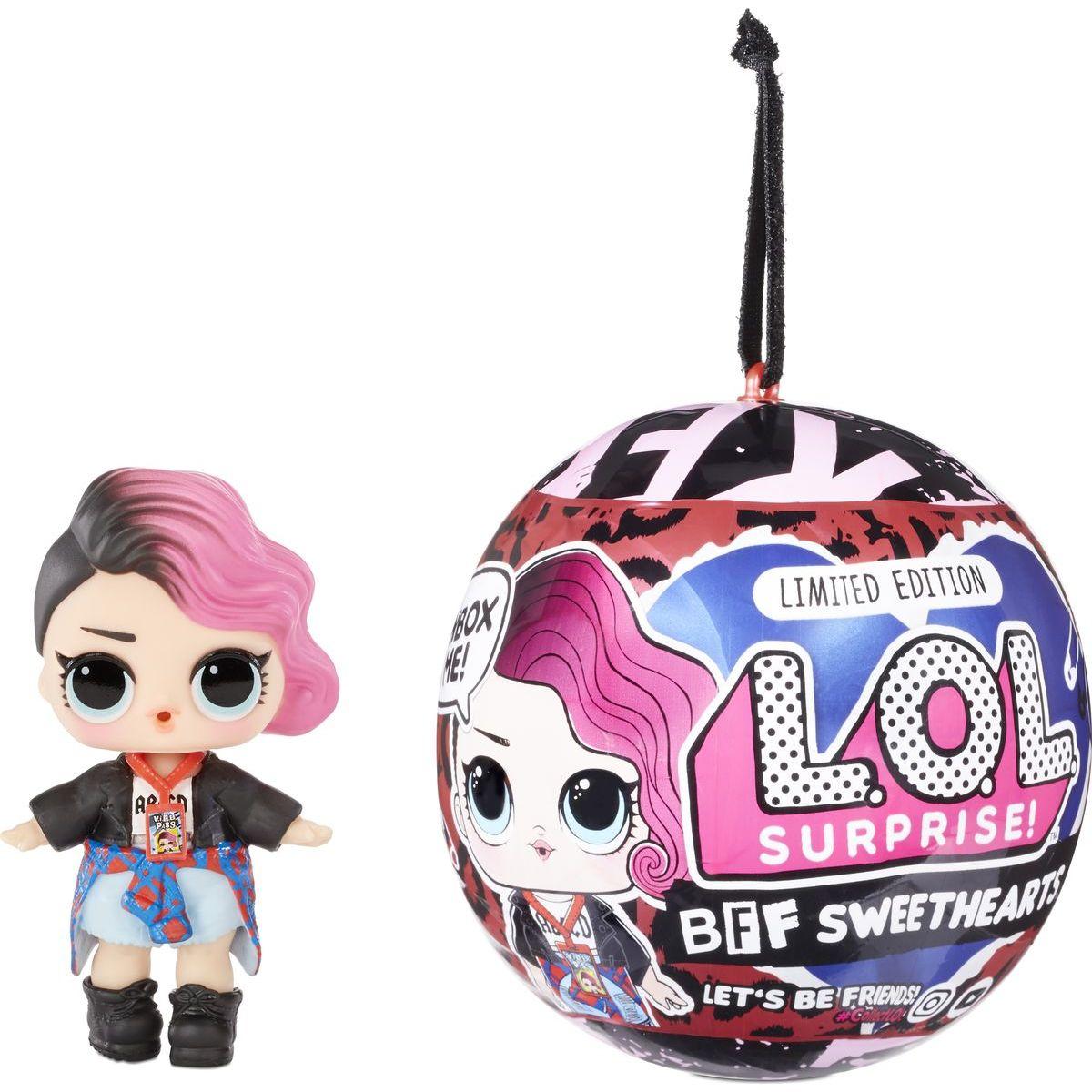 L.O.L. Surprise! Zamilovaná série Rocker