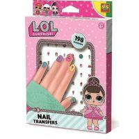 SES Creative L.O.L. Surprise zdobení nehtů