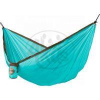 La Siesta Cestovní houpací síť Colibri Turquoise