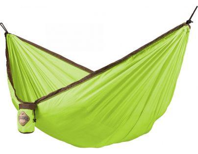 La Siesta Cestovní houpací síť Colibri Green