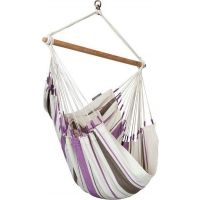 La Siesta Houpací sedačka Caribeňa Purple