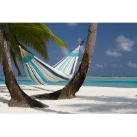 La Siesta Houpací síť Caribeňa Aqua blue 2