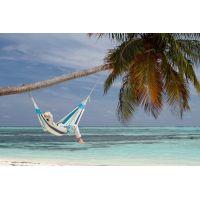La Siesta Houpací síť Caribeňa Aqua blue 4