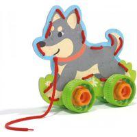 Lacing Game lacing animals & wheels Šněrovací zvířátka s kolečky 2