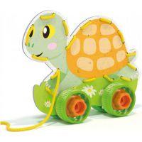 Lacing Game lacing animals & wheels Šněrovací zvířátka s kolečky 5