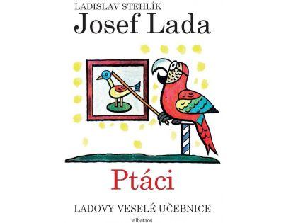 Albatros Ladovy veselé učebnice 2 Ptáci