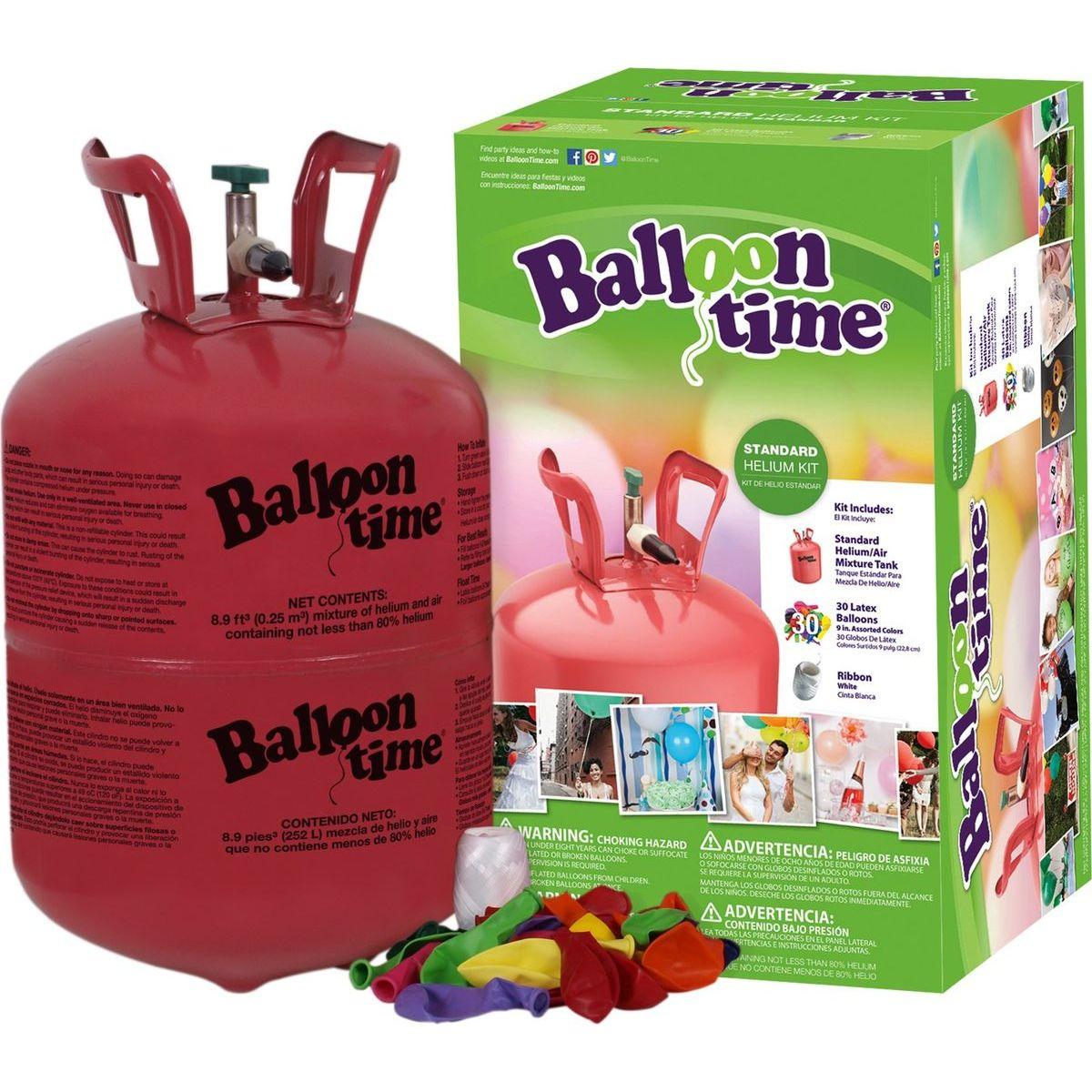 Epee Merch Láhev Helium Baloon sada 30 ks