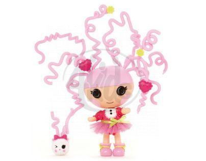 Lalaloopsy Littles Bláznivé vlasy - Trinket Sparkles