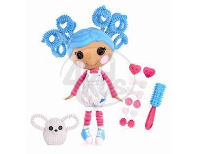 Lalaloopsy Zábavné účesy - Modré vlasy