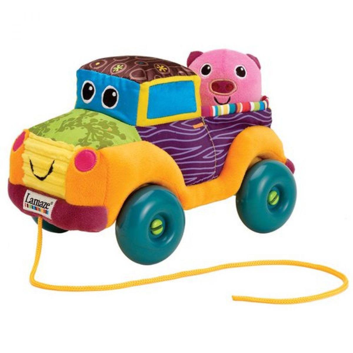 Lamaze 27325 - Moje první auto