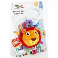 Lamaze 27032 - Malý mazlíček Lev