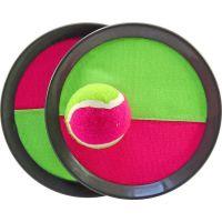 Lambáda hra s míčkem na suchý zip 19 cm