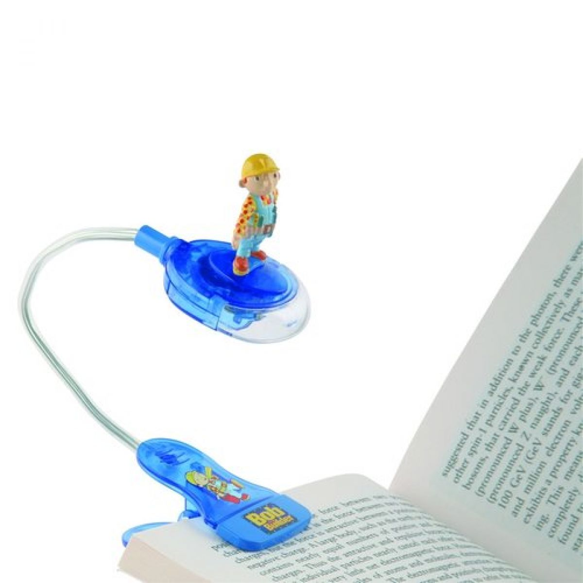 Lampička na knihu Bořek
