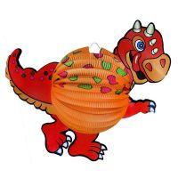 Lampion dinosaurus 25 cm