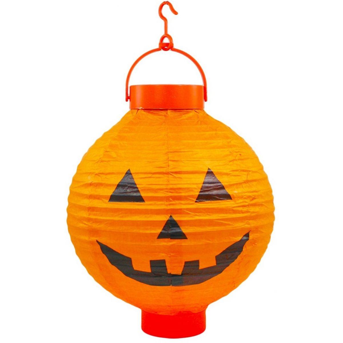 Lampion Halloween Svítící dýně RAPPA