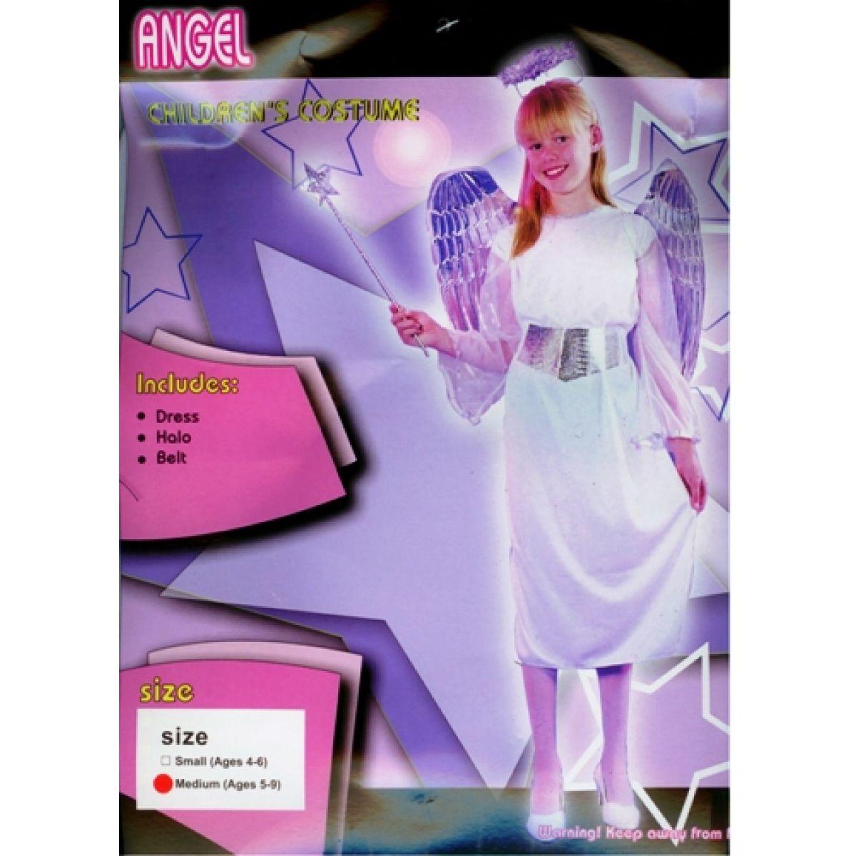 Lamps Dětský kostým - Andělíček