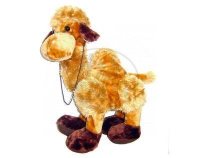 Lamps Plyšový velbloud